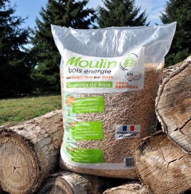 Granulés Moulin